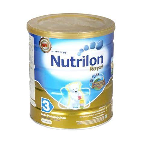Formula Nutrilon Royal 1 Jual Nutricia Nutrilon Royal Pronutra Tahap 3 Vanila