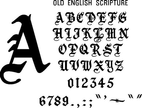 tattoo lettering generator old english best 25 old english font ideas on pinterest old style