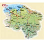 Niedersachsen Karte Bundesl&228nder  Landkarte Deutschland
