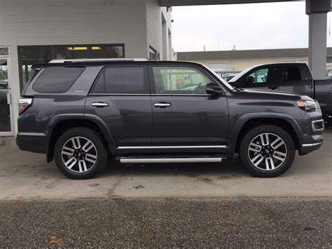 toyota us1 new 2018 toyota 4runner limited 4 door sport utility in