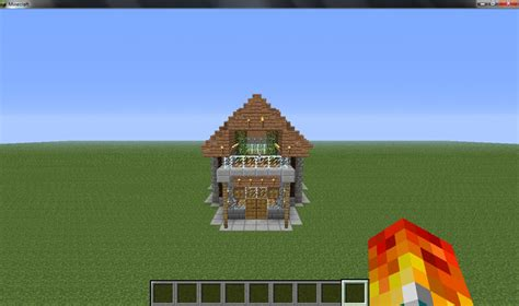 small cool cool small house minecraft project