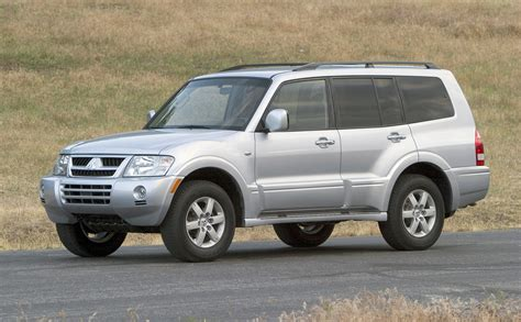 nissan montero new mitsubishi montero could be developed alongside next