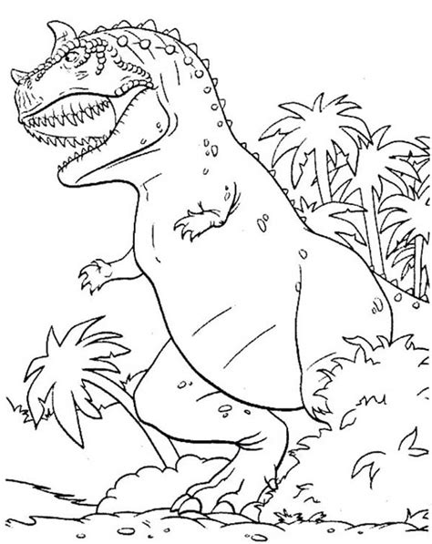 coloring page of t rex dinosaur trex coloring pages best coloring pages for kids