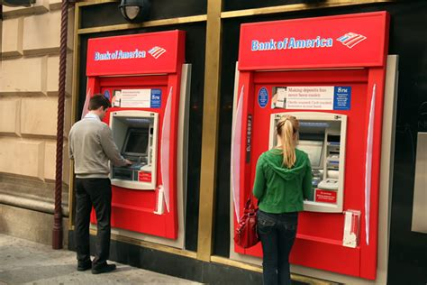 bank of america atm bank of america atm card fees you can on site