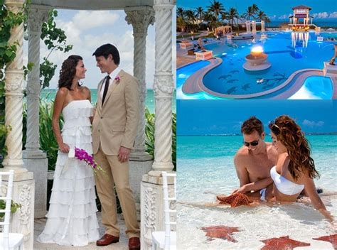 Sandals Honeymoon Giveaway - the wedding opportunity of a lifetime sandals wedding blog