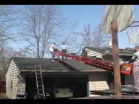 load shingles to roof how to load shingles on your roof part 2