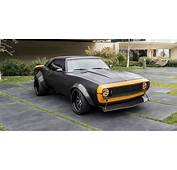 1967 Bumblebee Camaro Sells At Auction  GM Authority
