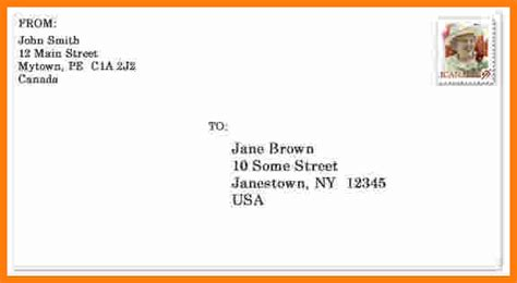 Business Letter Format Envelope Letter Envelope Format Pictures To Pin On Pinsdaddy