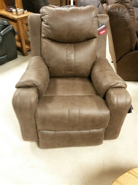 Southern Comfort Recliners by 5881 Southern Motion Marvel Rocker Recliner With Power