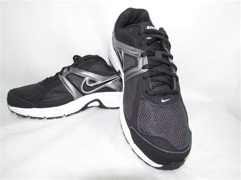 mens black athletic shoes nike mens black mesh athletic running sneakers shoes dart
