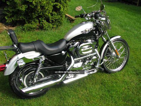 2003 Harley Davidson Sportster by 2003 Harley Davidson Sportster 100th Anniversary Edition