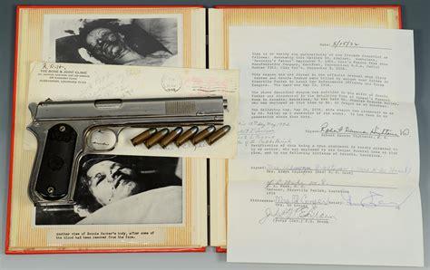 lot 404 38 colt model 1902 pistol bonnie amp clyde