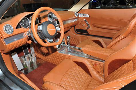 spyker interior spyker b6 venator coupe spyder