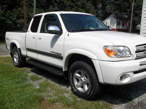 2005 Toyota Tundra Mpg Find Used 2005 Toyota Tundra In South Boston Virginia