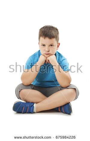 boy sulking sulking stock images royalty free images vectors