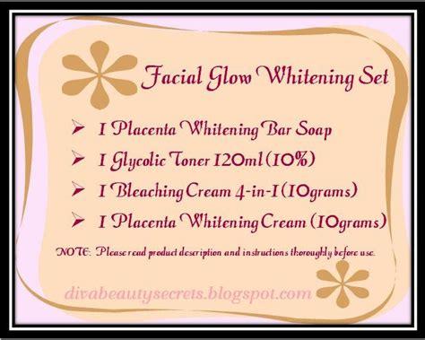 Eyeshadow Dorlene secrets glow whitening set