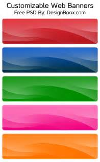 free banner templates psd 14 free website psd images one page website template psd