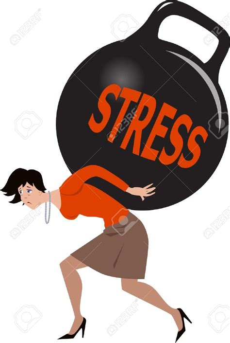 stress clipart calm clipart stressed pencil and in color calm