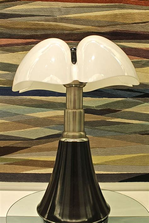 l shade 13 inch height early edition table l designed by gae aulenti mod