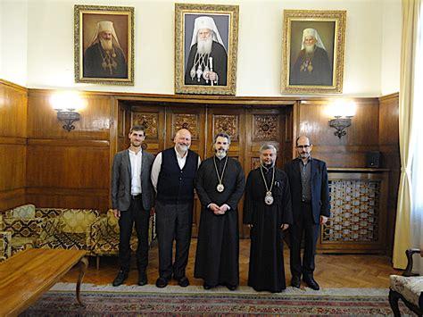 sede sinodo monastero di bose visita fraterna alla chiesa ortodossa