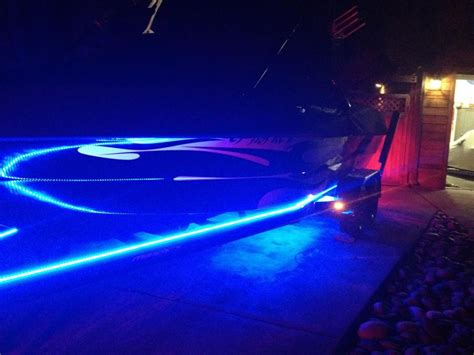 boat trailer lights in water strip led runway lights for the trailer boats