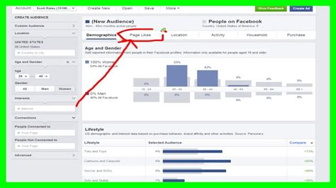 fb insight fb audience insights training youtube