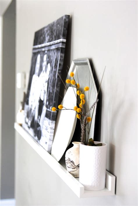 ikea ribba ledge picture display ledge you get 1 black alternative mantle ideas for holiday decorating