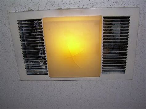 bathroom vents with lights mold on ceiling above our bed picture of days inn kansas