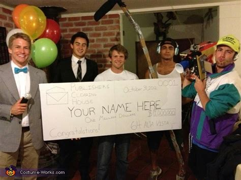 Publishers Clearing House Costume - publishers clearing house prize patrol costume