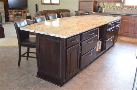 long kitchen island kitchen islands with seating for 6 wonderful 6 foot long