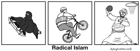 Radical Islam Meme - radical islam looks pretty extreme