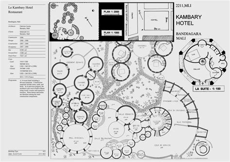 hotel restaurant floor plan le kambary hotel and restaurant presentation panel with