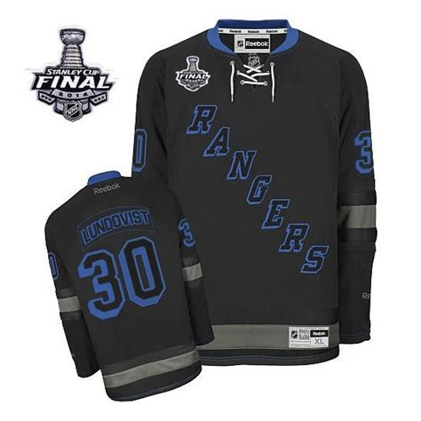 youth black mike peterson 54 jersey new york p 179 henrik lundqvist new york rangers reebok authentic black