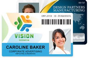 Id Card Template Gallery Id Card Design Resources Learning Center Employee Id Card Template