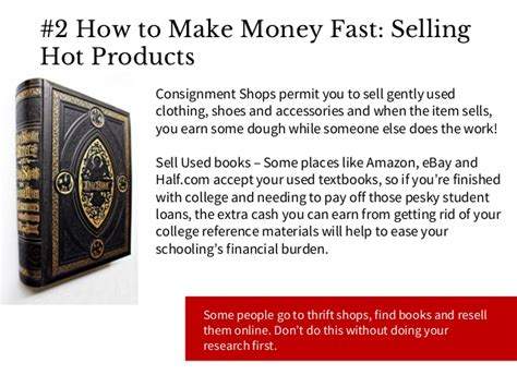 How To Make Money Fast Online For 14 Year Olds - how to make money fast 230 ways