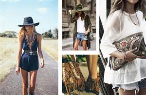 le style hippie chic comment le porter my muse