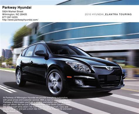 Hyundai Wilmington 2010 hyundai elantra touring brochure parkway hyundai