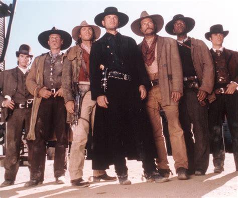 cowboy film remake nostalgia theater tv s magnificent seven a cavalcade