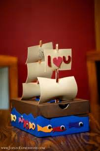 Cute Valentine Boxes Ideas for Boys