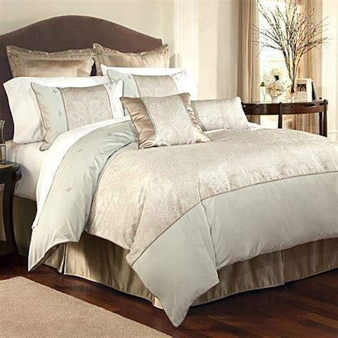raymond waites bedding raymond waites 174 amelie comforter set 100 cotton bed