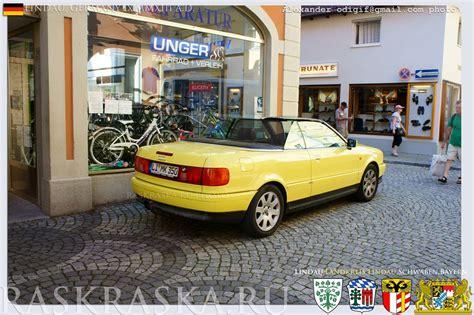 Audi Lindau by Cars Photos Yellow Audi Cabriolet Lindau Bayern