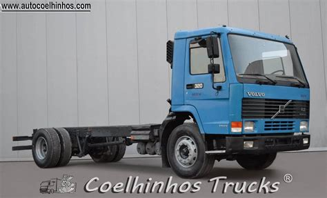 volvo fl   cab chassis year  price    sale mascus usa