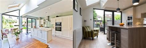 average cost to side a house how much does a london home or kitchen extension cost