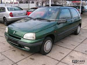 Renault Clio 1 2 Fuel Economy Renault Clio 1 2 1997 Technical Specifications Of Cars
