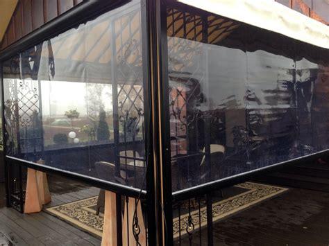 pavillon transparent planen m 252 ller gmbh pergola planen rollo kristallroll