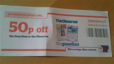 discount vouchers sainsburys sainsbury s know me a little too well