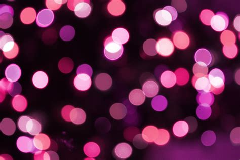 soft focus pink christmas lights texture picture free