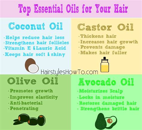 essential oil to prevent hair loss top 4 essential oils for hair hairstyles how to