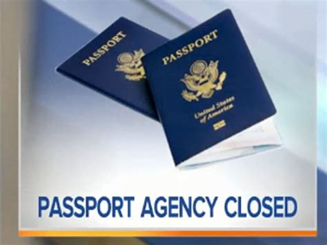 La Passport Office by Miami Passport Office Closed Because Of Water Damage