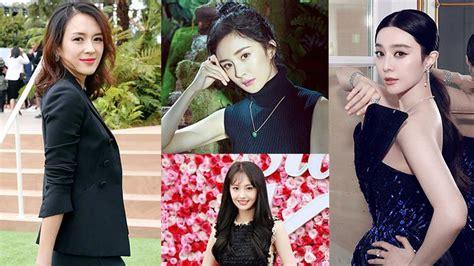 film gie tahun berapa 8 aktris cantik dari tiongkok dan berapa jumlah honor